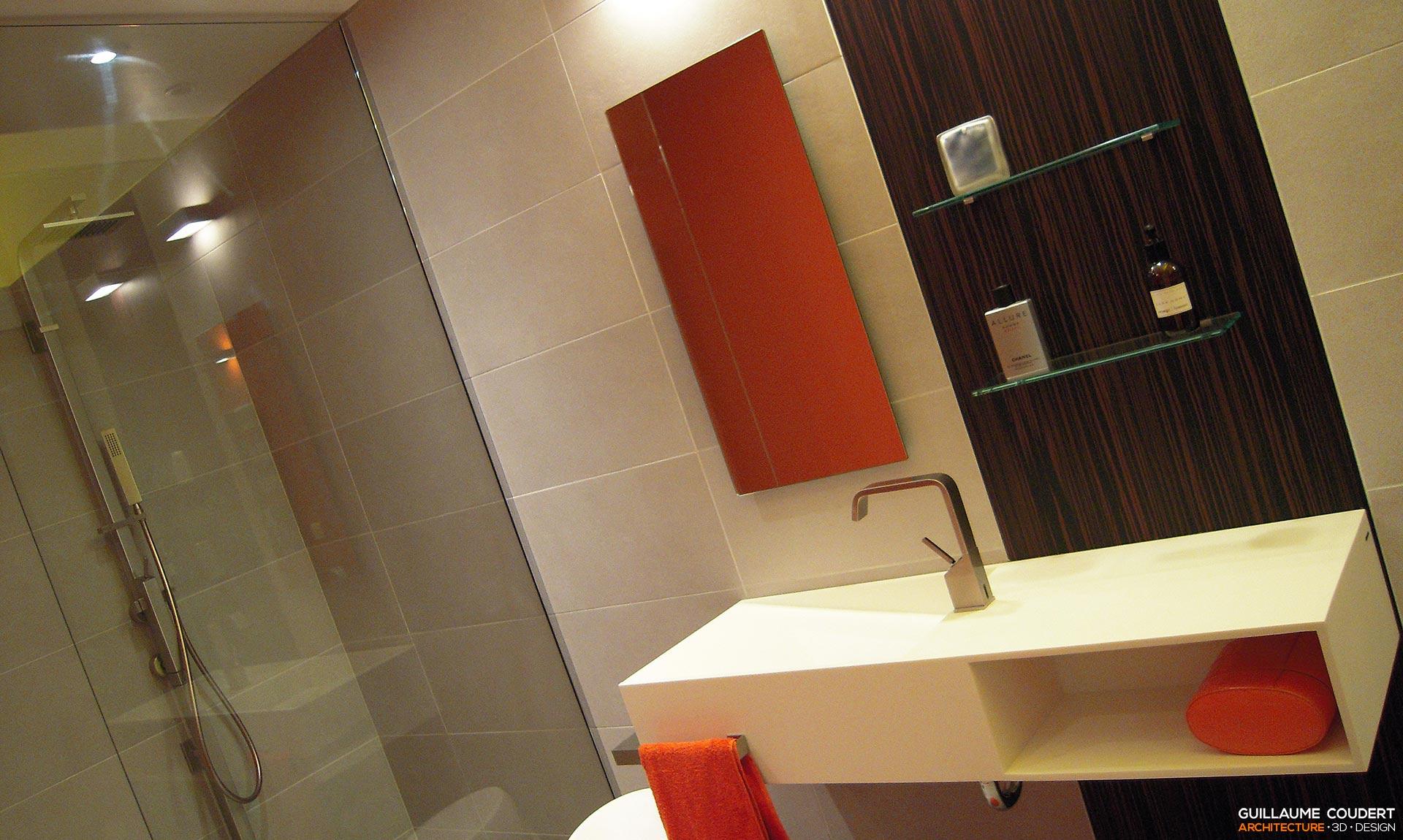 appartement ca01 lyon 69006 2 guillaume coudert architecture d 39 int rieur. Black Bedroom Furniture Sets. Home Design Ideas