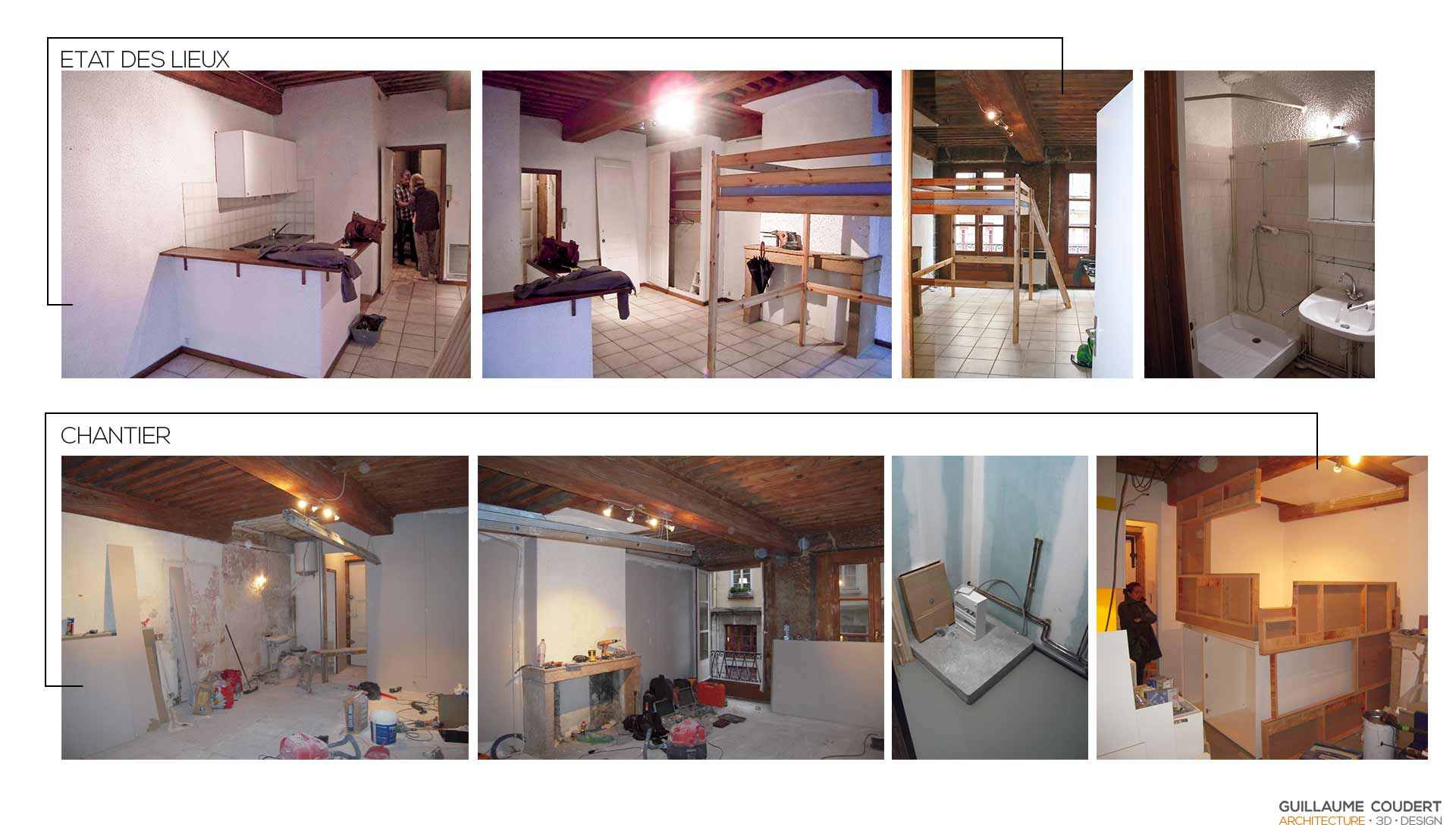 Studio su02 lyon 69001 guillaume coudert architecture for Z architecture lyon