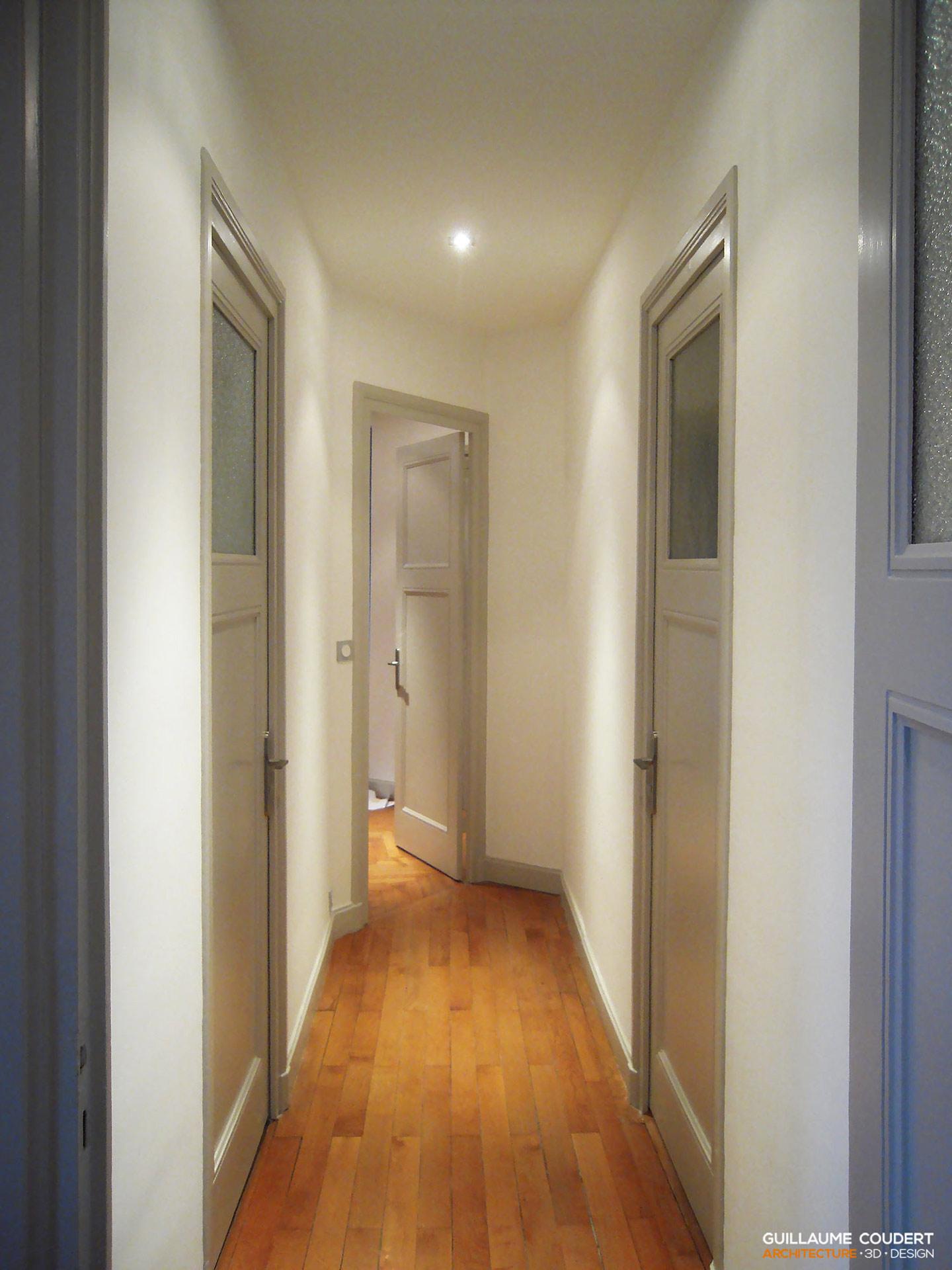 Appartement pl02 lyon 69006 guillaume coudert for Appartement design lyon