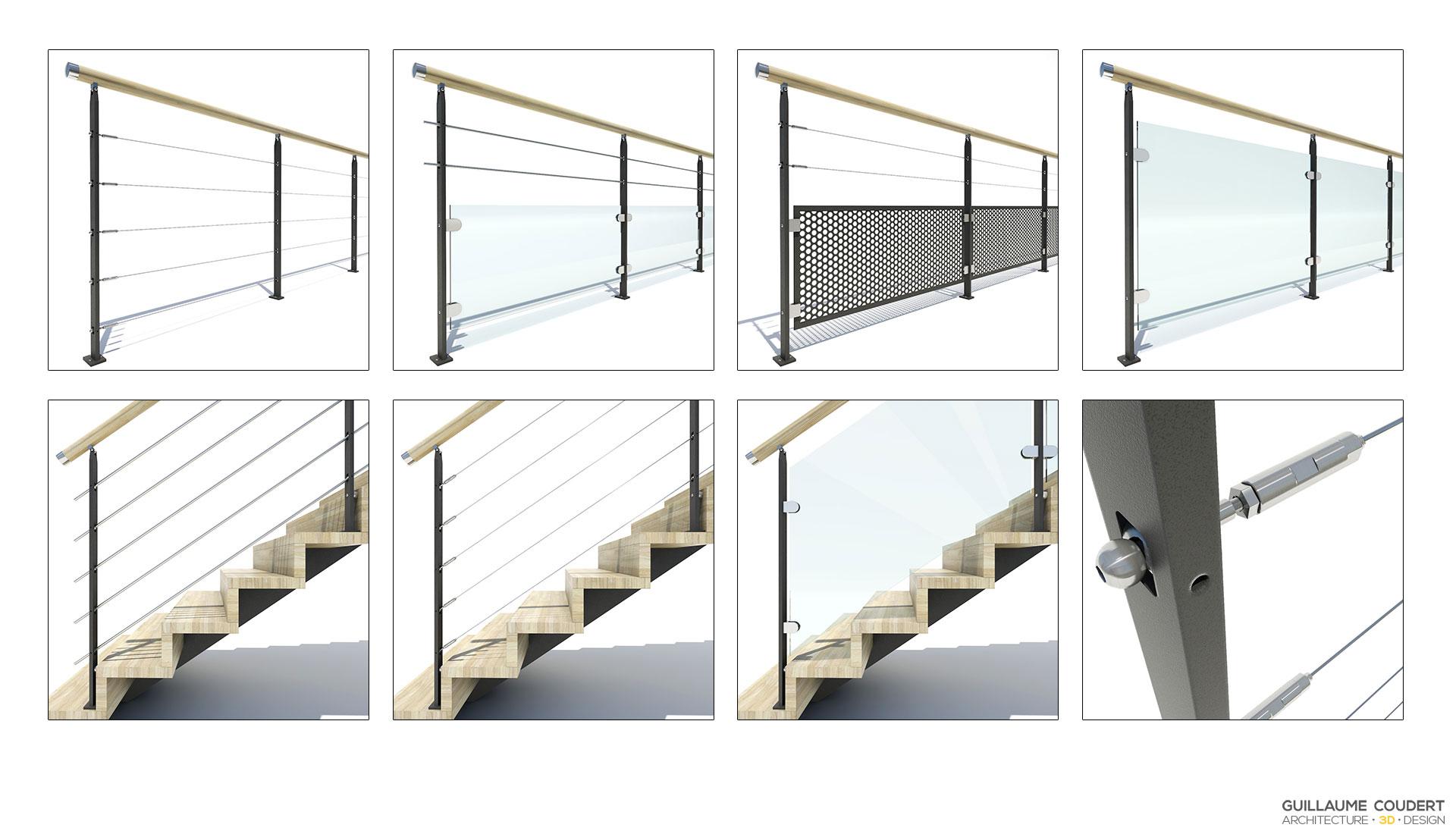 Escalier plasse details 2012 guillaume coudert architecture d 39 int rieur - Escalier plasse prix ...