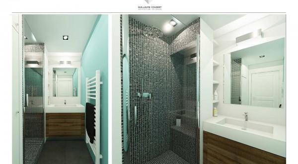 Appartement bo01 ecully 69130 guillaume coudert for Renovation salle de bain paris