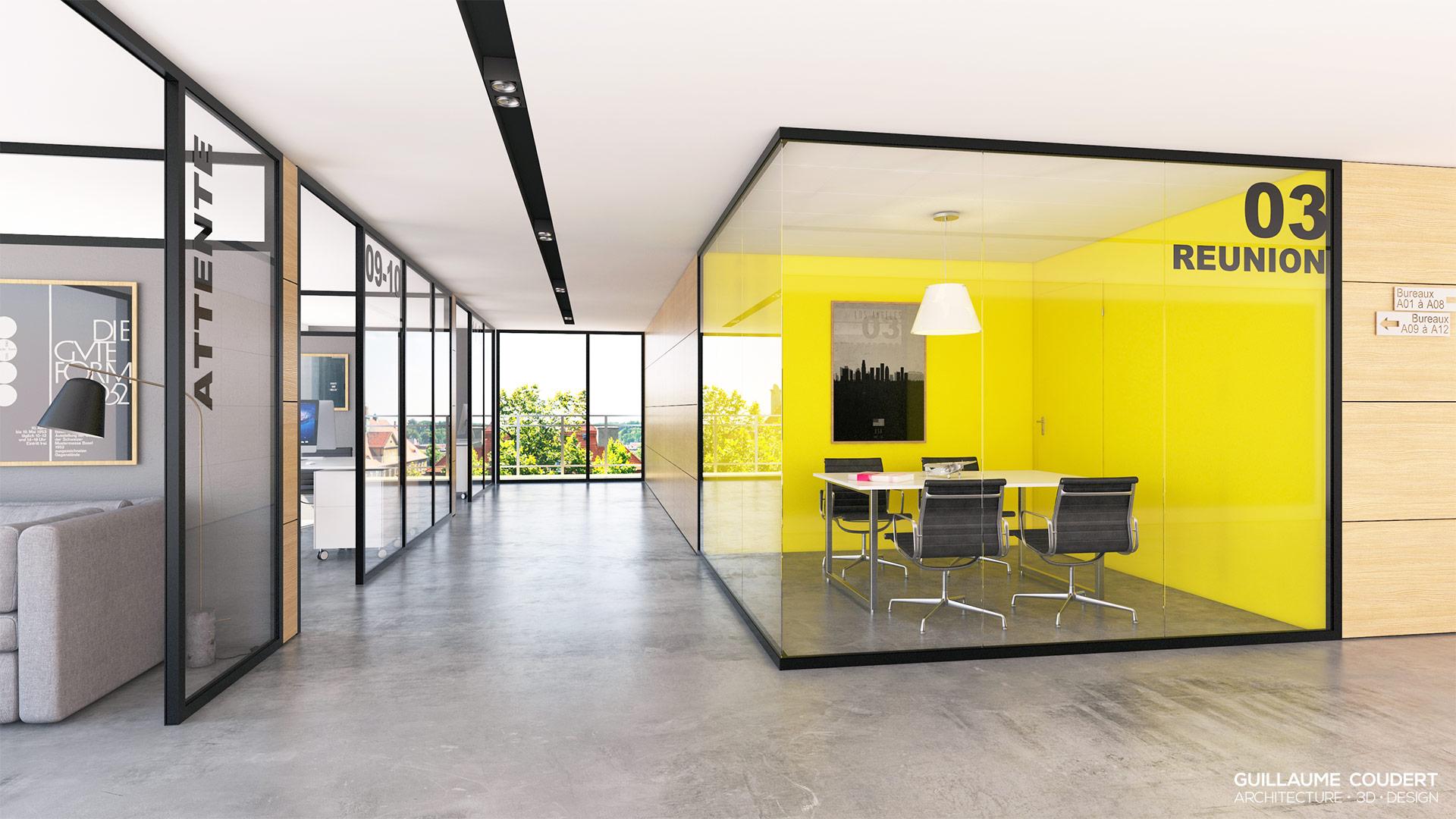 architecte voiron rouzes conception architecturale 3d guillaume