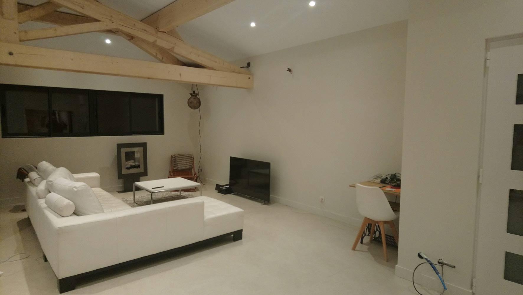 meuble entr e meuble tv guillaume coudert architecture d 39 int rieur. Black Bedroom Furniture Sets. Home Design Ideas